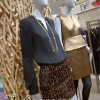 Wild About Animal Prints for Fall & Winter