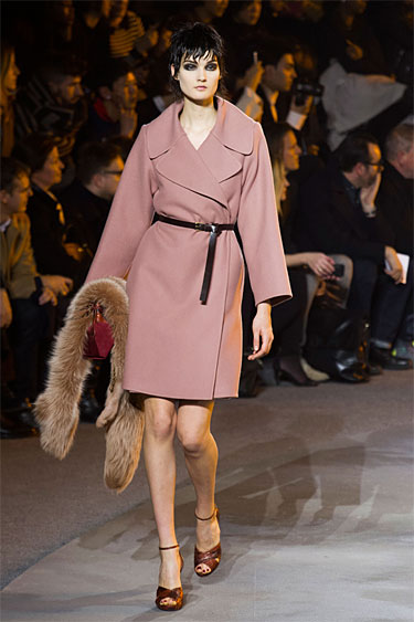 Marc-Jacobs-Fall_2013 Blush coat