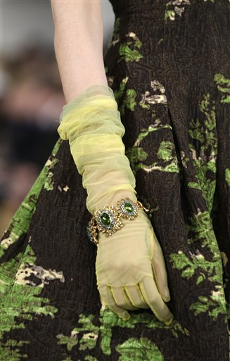 Fashion Oscar de la Renta Fall 2013