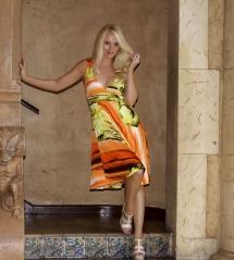 Summer Sundress Blondi Beachwear