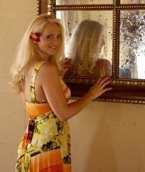 Summer Sundress Blondi Beachweari