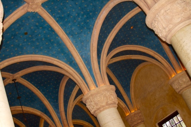 INterior ceilings lobby Biltmore hotel