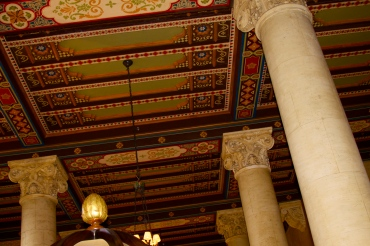 Biltmore Interior Ceilings