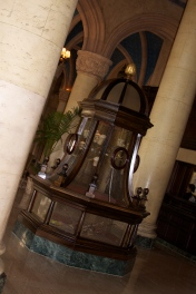 Lobby of the Biltmore Hotel