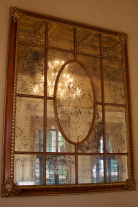 Antique Mirror Biltmore Hotel