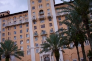 Front Exterior Architecture Bitlmore Hotel