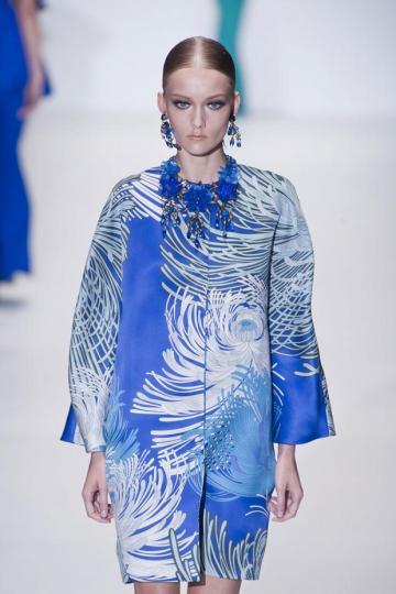 Whistful prints in romantic fabrics