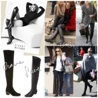 Save or Crave: Knee High Boots