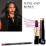 wine lips beauty chanel beauty trends fall 2013