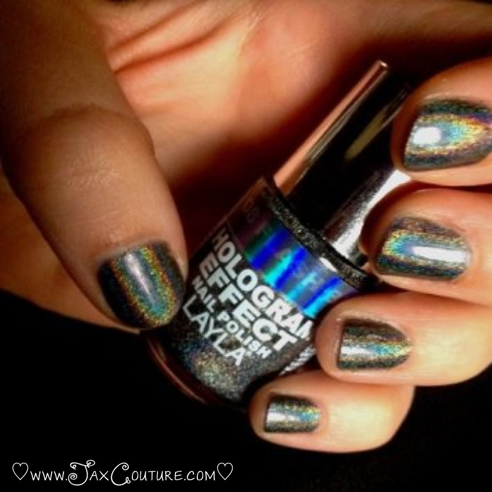 Fall 2013 The Graphic Nail Trend | JAX COUTURE