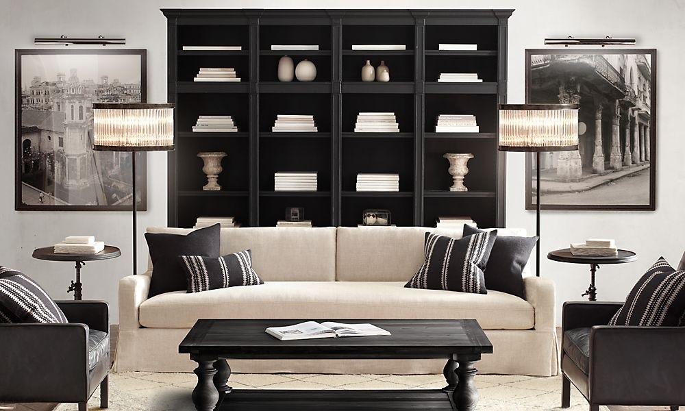 Jax Decor Living Room Storage Shelf Ideas