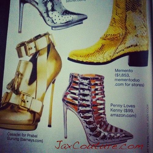 metallic_bootie_fall_shoe_trends