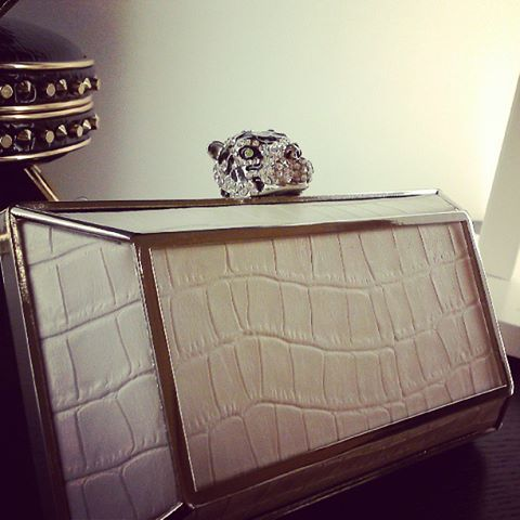 White_croc_jaguar_clutch_BCBG_bag