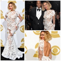 {RED CARPET} Grammy 2014 Fashion on the Red Carpet