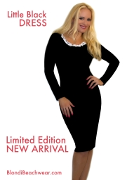 Christina_black_White_Lace_dress_LBD