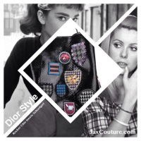 {Jax Style Story} Styling Diors Patch Bag: Artist Chic Meets School Girl Icons