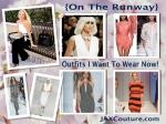 Spring runway fashion 2014
