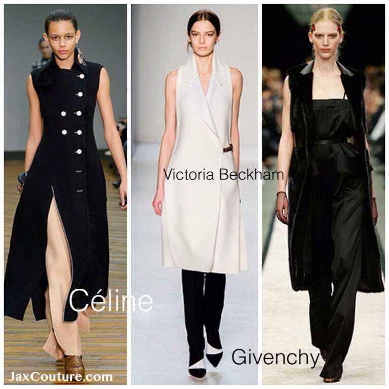 celine victoria beckham givenchy fall runway fashion trends