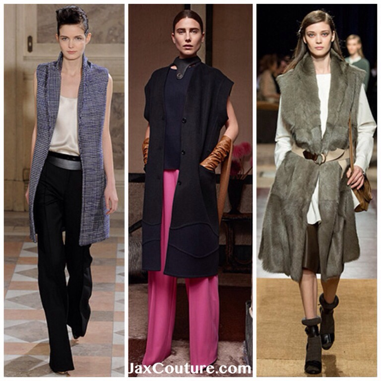 fall runway fashion trends 2014