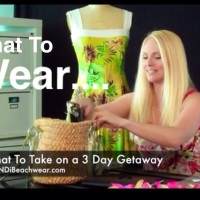 What to wear for a 3 day vacation getaway