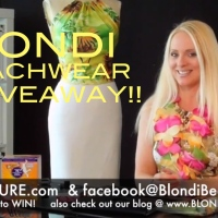 {NEW GIVEAWAY} Enter To Win May's BLONDi Beachwear Giveaway