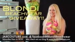 May blondi beachwear giveaway youtube video