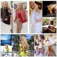 Blondibeachwear styling fashion show lookbook
